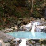 網張温泉混浴露天風呂「仙女の湯」への行き方