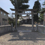 岩手県とさんさ踊りの名前の由来である三ツ石神社に行ってみた